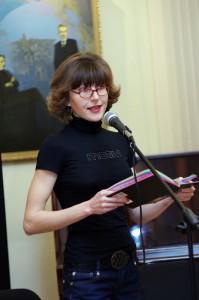 Таццяна Барадуля.