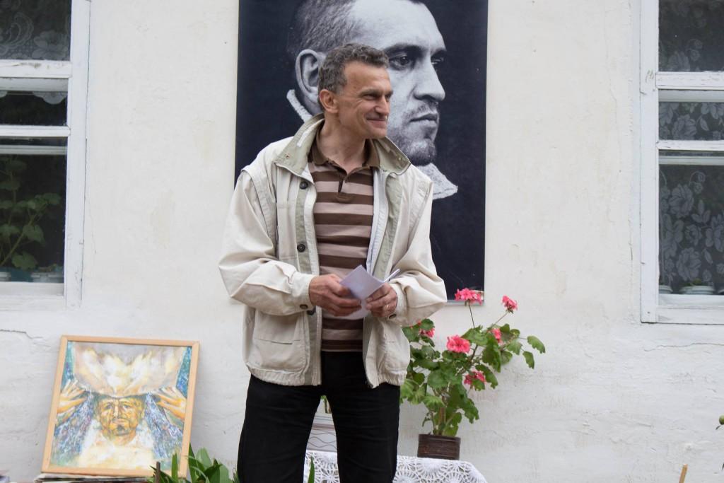 Сяржук Сыс. Фота Леаніда Галубовіча